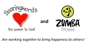 Zumba and Soaringwords logos 6.26.14