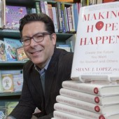 Making Hope Happen with  Dr. Shane Lopez